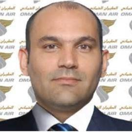 Jamal Al Azki Country Manager – Sultanate of Oman, Oman Air
