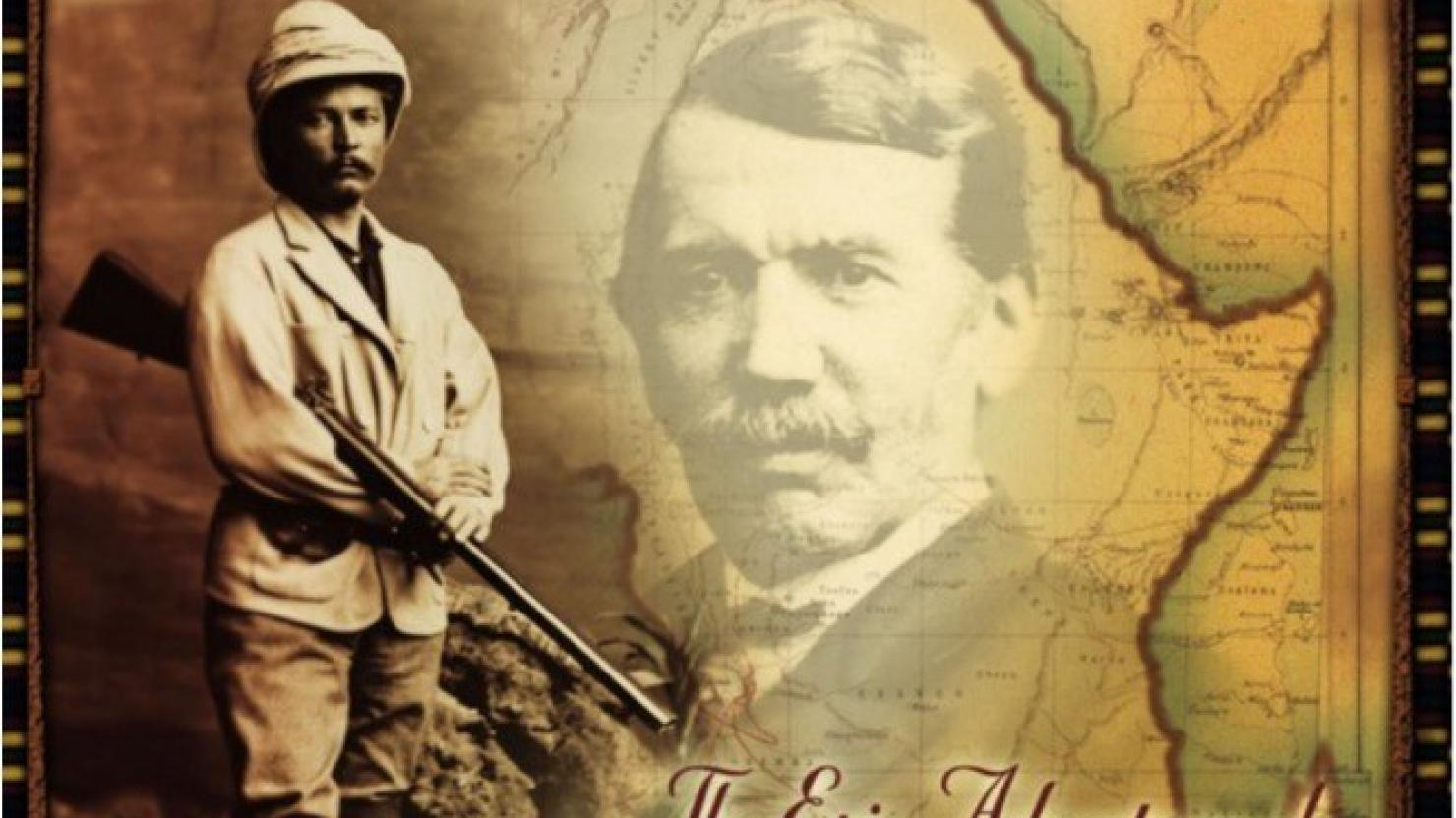 Review: Into Africa the epic adventures of Stanley and Livingstone by Martin Dugard
