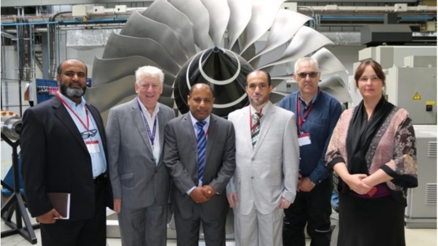 University of Sheffield helps Oman create innovative manufacturing research hub