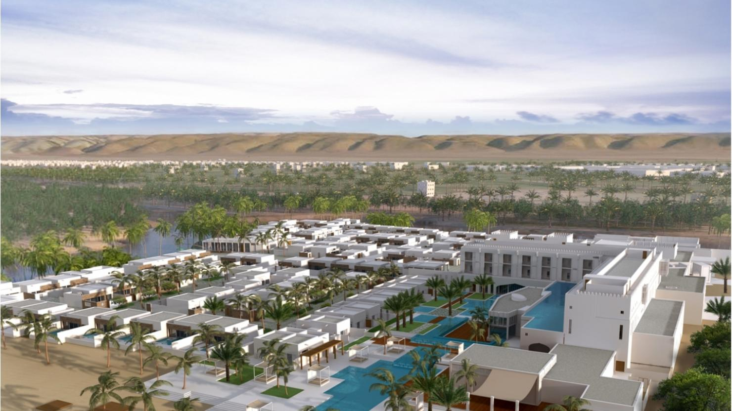 South oman luxury resort to open in summer omangb news for Hotel luxury oman