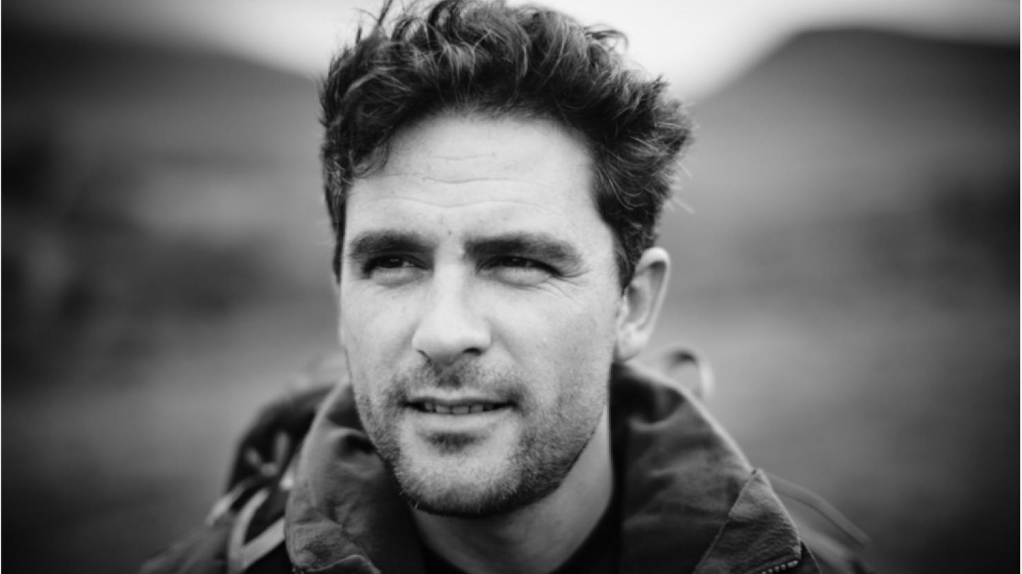 British explorer Levison Wood makes Muscat pit stop during Arabian adventure