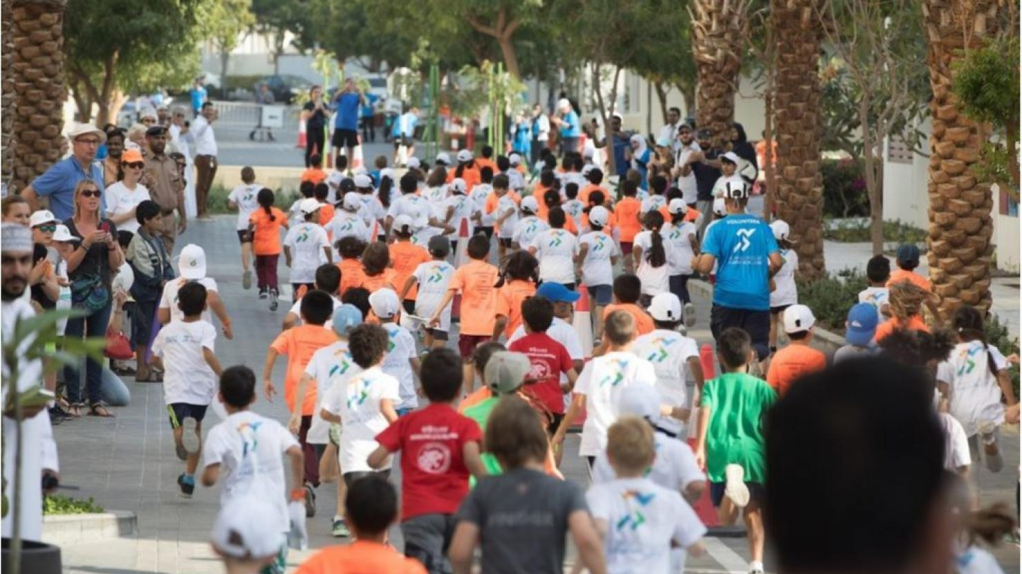Brits help swell the numbers for record-breaking Muscat Marathon