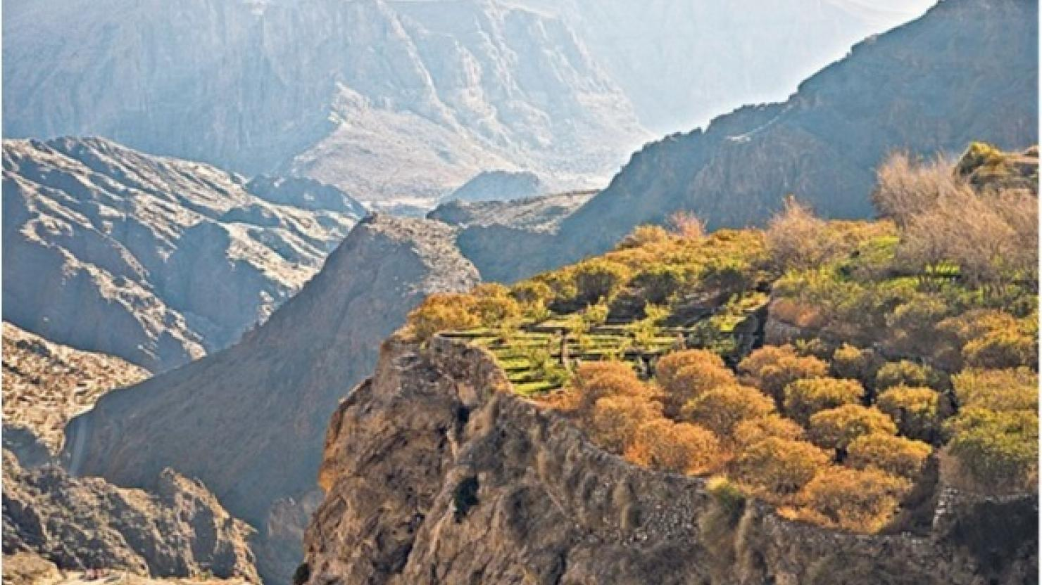 Oman named best Arabian tourist destination