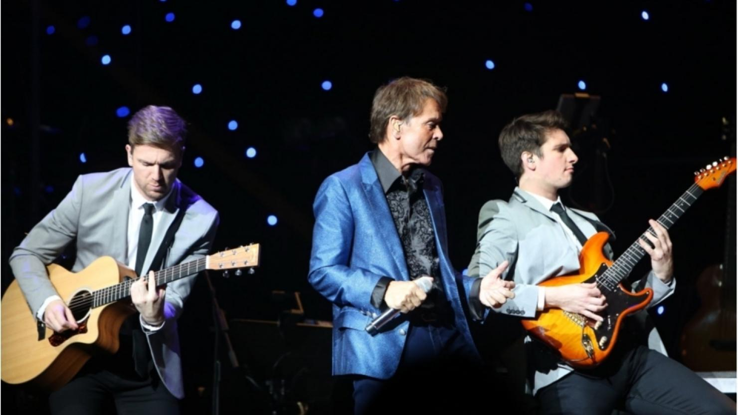 Cliff Richard wows fans at Muscat's Royal Opera House