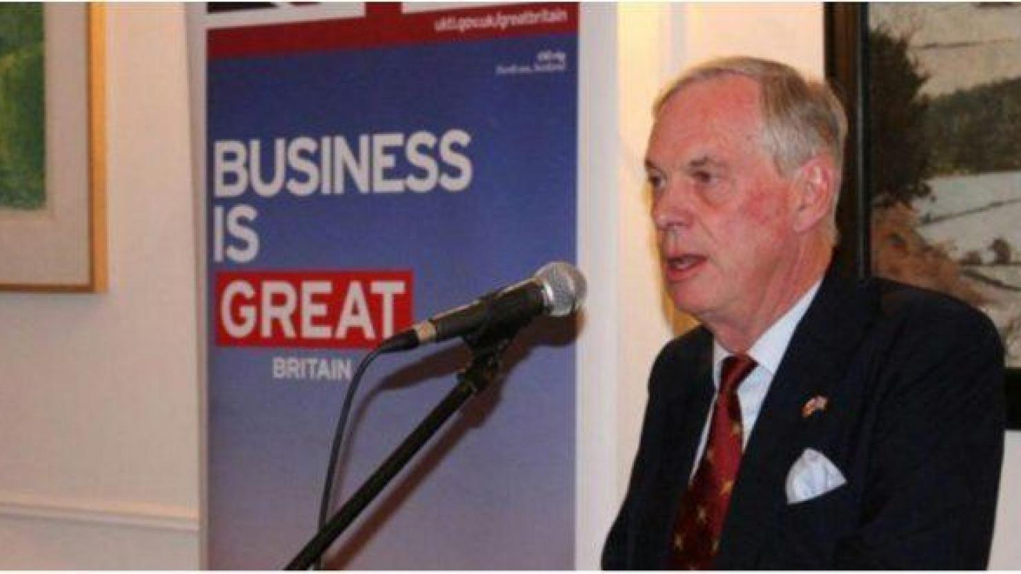 UK Trade Envoy Lord Astor champions Omani bond ahead of BP deal