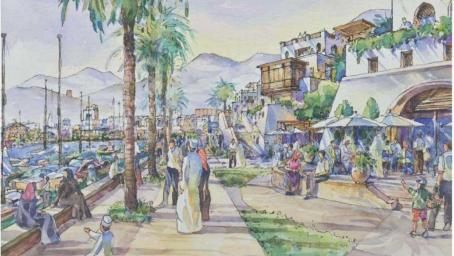 First phase of  $390 million waterfront project unveiled