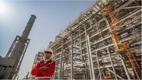 Early start for BP at $16bn Omani gas field