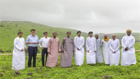 Omran opens Salalah office to drive tourism investment into Dhofar