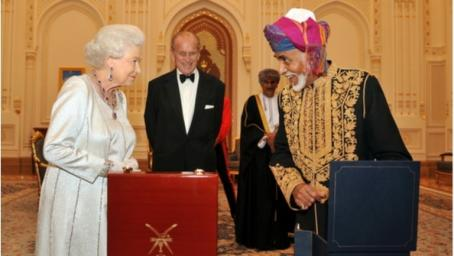 British Royal Family and Prime Minister lead tributes to His Majesty Sultan Qaboos