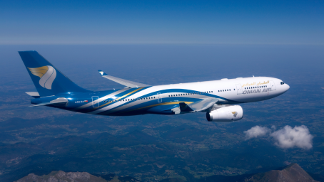 Oman Air launches Muscat to Manchester direct flight
