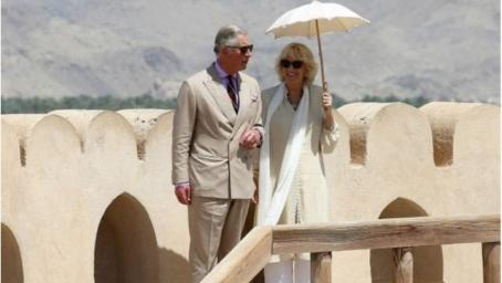 Prince of Wales Oman tour details released
