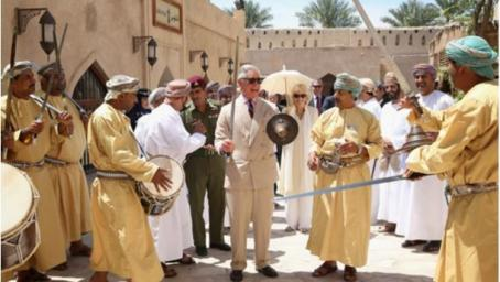 HRH Prince of Wales and Camilla prepare for Oman tour